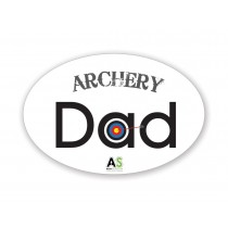 Archery Dad Sticker