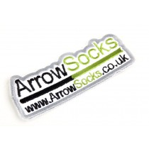 ArrowSocks Embroidered Badge