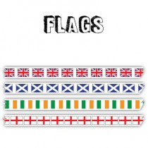 ArrowSocks Flags Anchor Tape