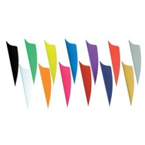 "Bohning Shield Cut X-Vanes (Pack of 12) - 1.5"", 1.75"", 2.25"", 3"" & 3.5"" Available"