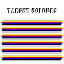 ArrowSocks Target Colour Anchor Tape