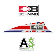 ArrowSocks Bohning Union Jack XVanes