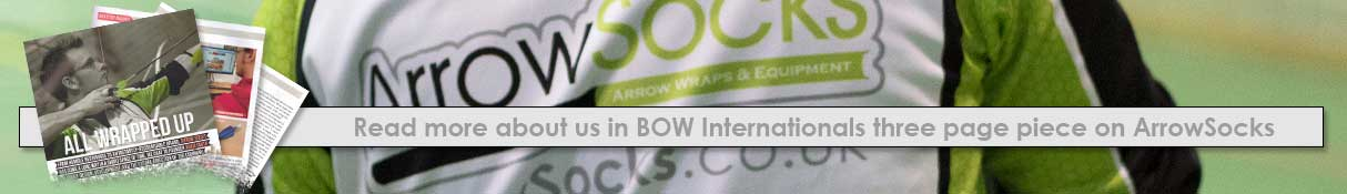 Arrowsocks in Bow International Magazine