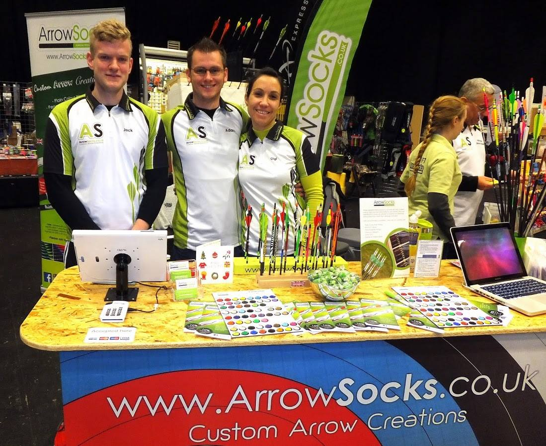 ArrowSocks at the indoor nationals 2014