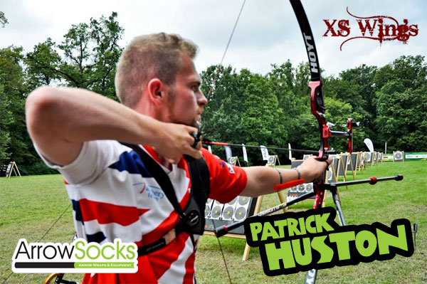 Patrick HUSTON - Team GB ArrowSocks